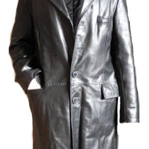 giaccone pelle