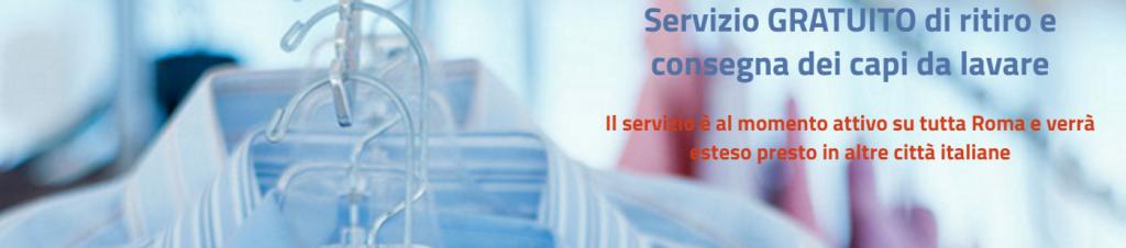 Lavanderia Online Roma