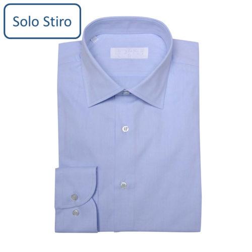 camicia_stirata celeste -stiro
