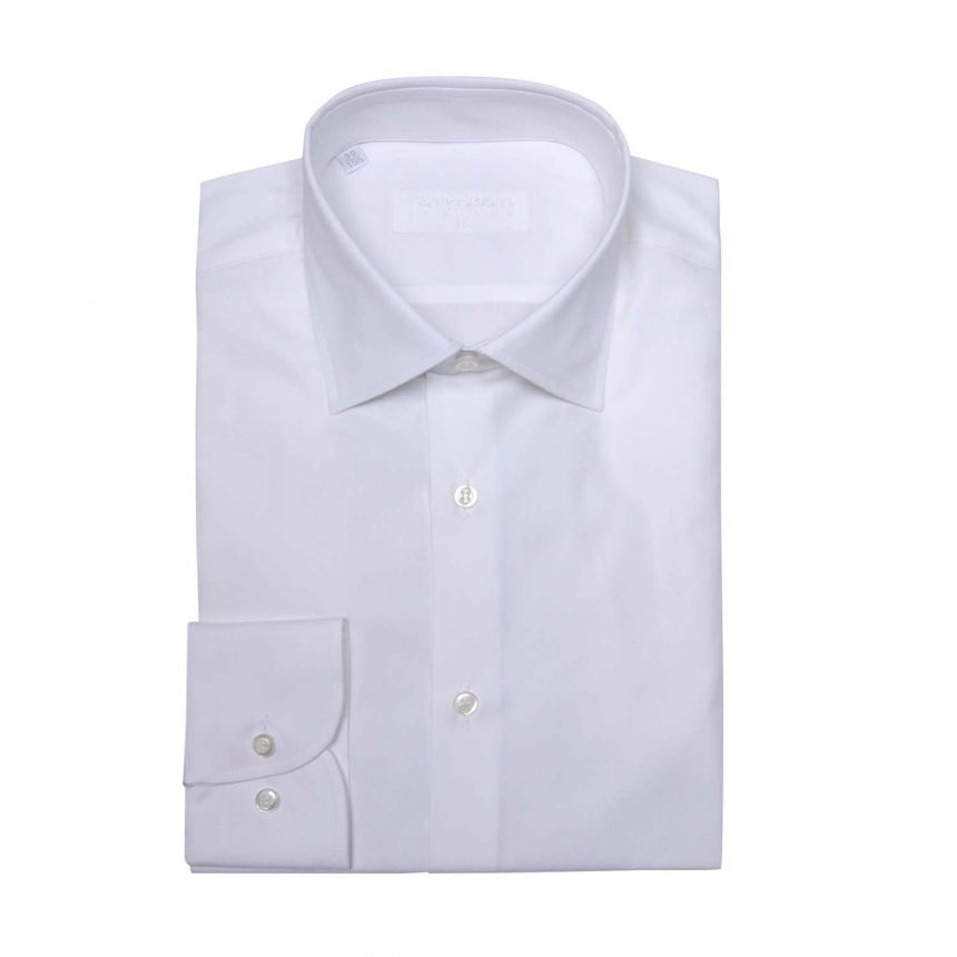 Camicia Lavata e Stirata (stampella o piegata)