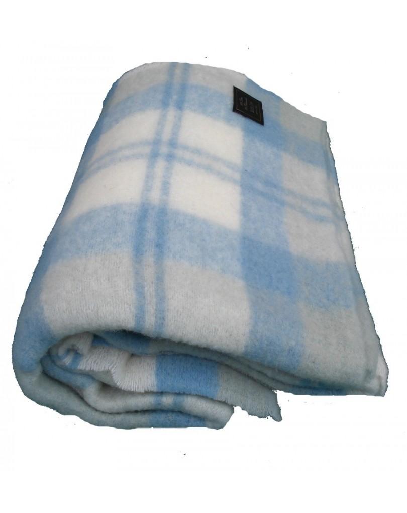 Coperta di lana Singola