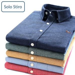 5 Camicie Solo Stiro (stampella o piegate)